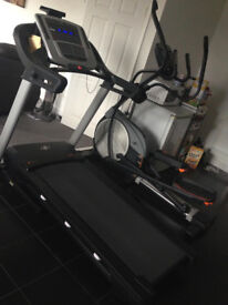 Get FIT with a practically NEW treadmill!!!