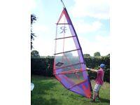 Rushwind Windsurfing Sail