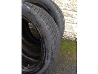 tyres 215 50 17 w