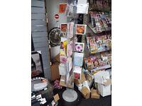 Beautifull Rotating Card Display Stand