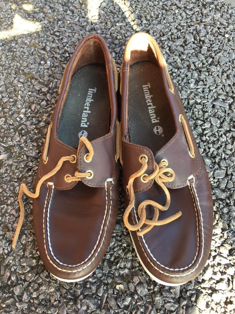 Timberland Boat Shoes Size 10  75d99ac02