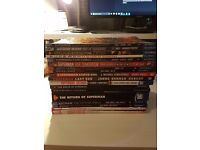 Marvel and DC comic book graphic novel bundle