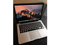 "Apple Macbook Pro Retina 13"" (Mid 2014) Intel Core i5. 256GB Storage. 8GB Memory. Good Condition!"