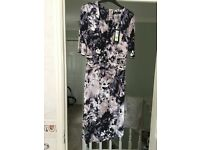 Elegant mother of the bride Dress . Size 12