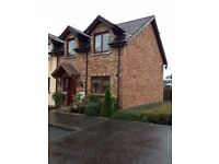 3 Bedroom House for rent - Banbridge area £490 / month including rates.