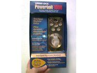 Keyless Home Entry Lock - 'Power Deadbolt'