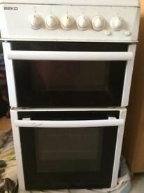 SOLD: Double Oven All Gas Cooker