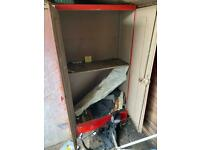 Steel workshop cabinet / unit / shelving