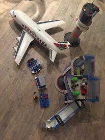 Playmobil Airport Set