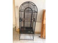 6ft high parrot cage