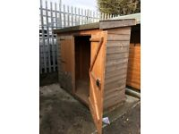 6ft x 2'6 Tool Tidy/Shed