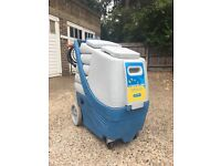 Prochem Carpet cleaning machine, New 250 psi adjustable pump, new3kw heater, New Vacs, excellent con
