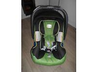 Britax baby safe plus shr 11