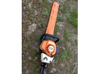 Stihl HS 81 R Petrol Hedge Trimmer great condition
