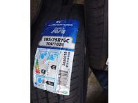 **NEW**185/75/16 Avon - Car / Van tyre