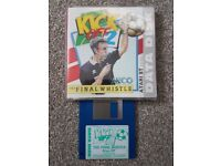 Atari ST. Kick Off 2 The Final Whistle in Jewel case