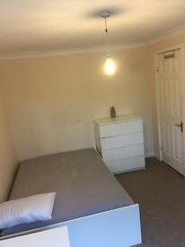Double room for rent 495/595 available for couple