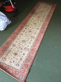 Long rug