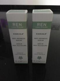 2 x REN Anti-Redness Serum