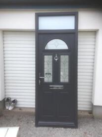 Composit Front door