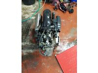 Honda PS, SH, PCX, LEAD, DYLAN, VISION, WAVE Engine