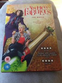 Absolutely fabulous movie DVD