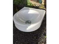 Stylish sink £20 can deliver