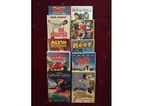 Various children/teenage DVDs
