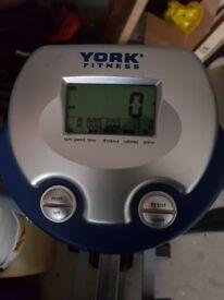 York Inspiration Cross Trainer - Very Good Condition