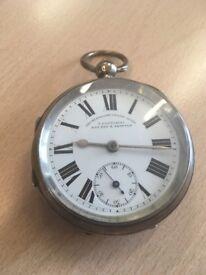 T Fattorini Pocket Watch