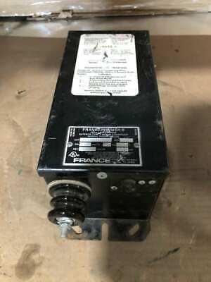Franceformer 12030 P5g-2 Outdoor Neon Transformer 277v 1.4a 12000v 60hz 30ma