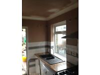Reliable Experienced Plasterer Available In Kent/Medway Area