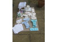 Onelife nappy bucket with all the contents