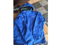 Men's blue Berghaus jacket
