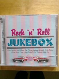 Rock 'N' Roll Greatest hits Double CDs. 50p