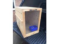 Animal transit crate
