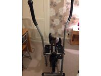 Cross trainer used once paid £80 will accept £50 0NO