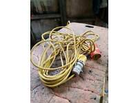 extension lead 110