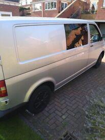 2008 Volkswagen transporter day van camper van