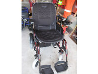 Roma Sirocco electric wheelchair