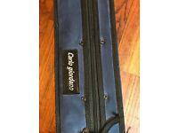 Carlo Giordano Three Quarter Violin inc case, bow and shoulder rest