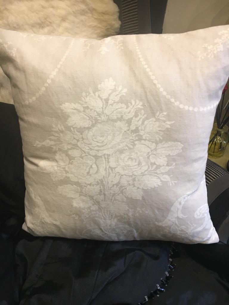 Laura Ashley Josette Pair Of Cushion Covers Now Sold In