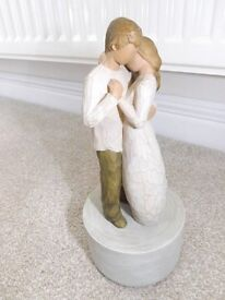 """MUSICAL """" COUPLE """" WILLOW TREE"""