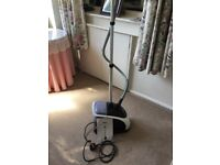 Houshold steamer excellent for clothes or curtains