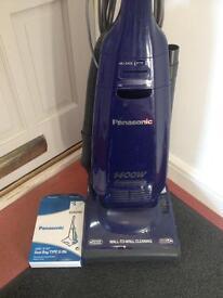 Panasonic 1400 upright vacuum cleaner