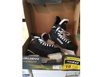 Bauer Supreme Ice Skates SIZE 7.5 UK