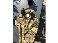 Army MTP Cammo Smock