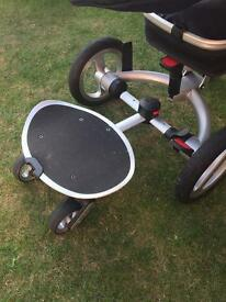 Silver Cross Surf Buggy board