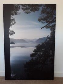 80cm x 120cm canvas picture