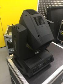 Showcase Technologies ST-5R 6x Beam Moving Heads With Wireless DMX & Flightcasing